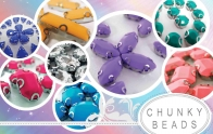 Chunky Beads - As Low As RM 0.15/pc
