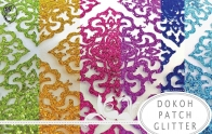Dokoh Patch Glitter