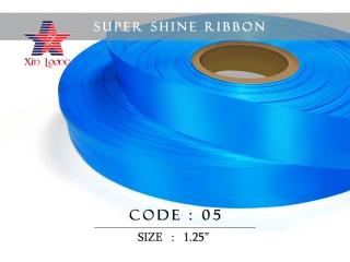 Super Shine Ribbon : 1.25 inch