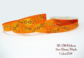 Ribbon 25# - orange