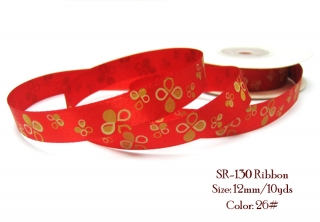 Ribbon 26#- Red