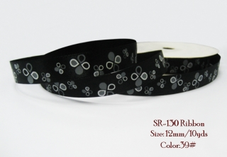 Ribbon 39# - Black