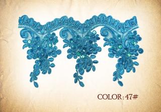 LACE47# - BLUE