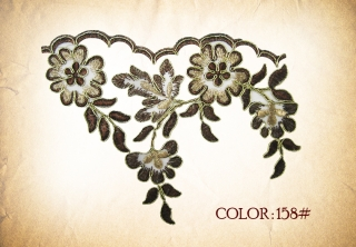 Embroidery   Lace - 52A