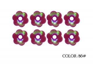 86# - fuchsia rainbow