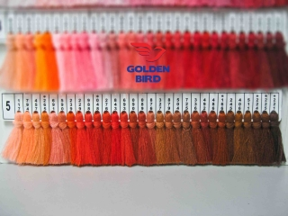GOLDEN BIRD 250mts Polyester Thread( 10pcs per box)