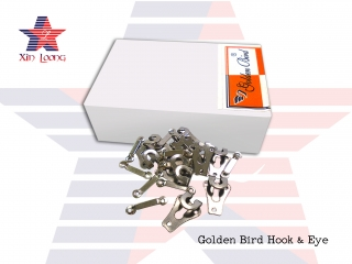 Golden Bird Hook