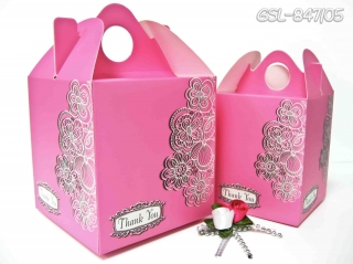 Gable Gift Box GSL 847 As Low As RM 0.40