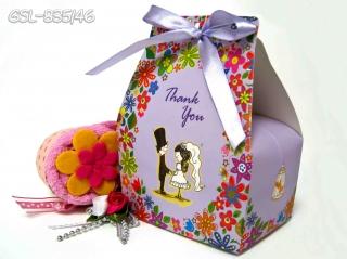 GSL-835 Pastel color boxes