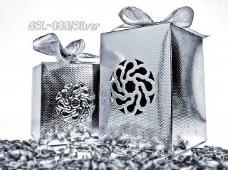 GSL 833 Metallic Gift Box