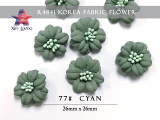Korea Fabric Flower