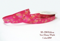 Ribbon 28#- dark pink