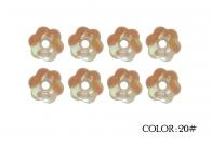 20# - cream rainbow