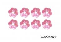 22# - light pink rainbow