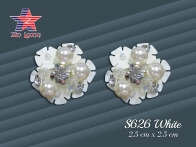 S626 3D Sequin Flowers