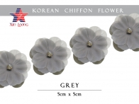 Korean Chiffon Flower