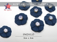 Korean Velvet Flower