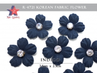 Korean Fabric Flower