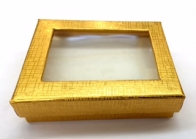 Square Metallic Gift Box & Mirror