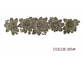 Color:105# brown