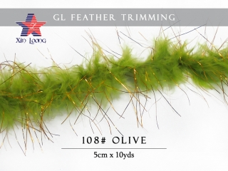 GL Feather Trimming