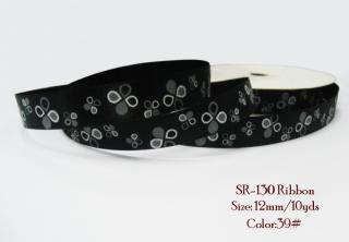 Ribbon 39# - Black