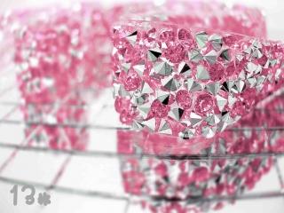 155 Diamond Iron on Trim