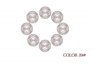 7000 Arcylic Diamond - Round
