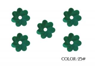25# - emerald rainbow