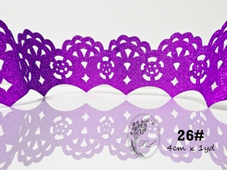 S611 Dokoh Patch Glitter