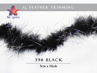 SL Feather Trimming