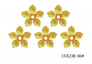 91# - yellow rainbow