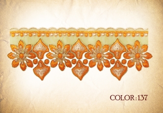 color: 137# - orange