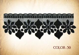 color: 39# black