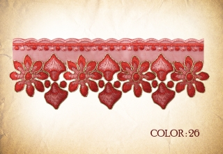 color: 26# - red