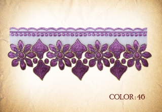 color: 46# - purple