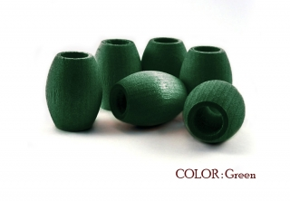 Wooden Beads- Oval