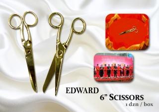 Stainless Steel  Scissors( For ceremony)