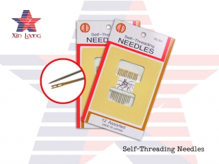 Self Threading Needles