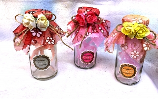 EF 2571 Glass Jar
