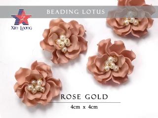 Beading Lotus