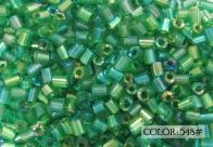 Korea Seed Beads, Size 11/0 Hexagon 2-Cut
