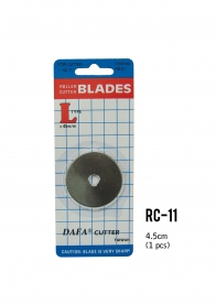 Roller Cutter with Refill Blades 45mm
