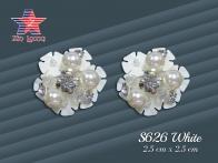 S626 3D Sequin Flowers