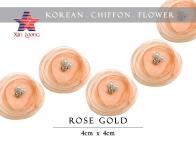 Korean Chiffon Flower